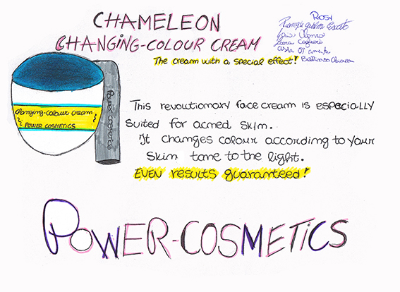 Chameleon by Power Cosmetics B