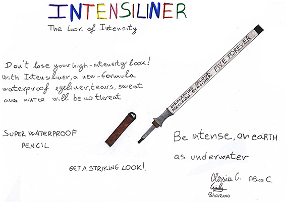 Intensiliner by Five Forever B
